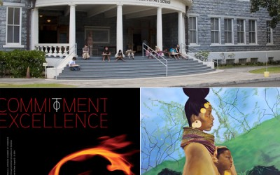 """Acceptance into the 36th Annual """"Commitment to Excellence"""" Art Exhibition"""