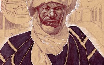 Historia Africana, February 20, 2019 (The Moors)